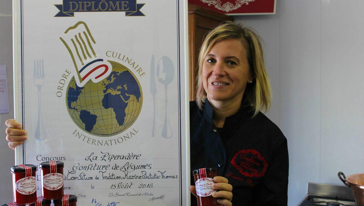 Ordre Culinaire International pour la Confiture de Poivron-Safran
